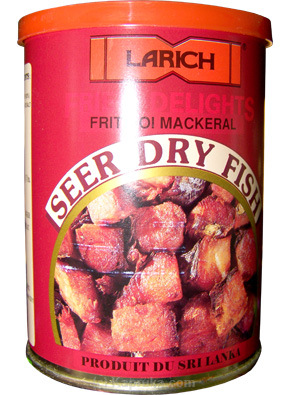Seer Dry Fish/Fried Delightsat Kapruka Online forGrocery