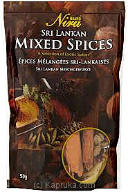 Row Mixed Spices at Kapruka Online for Grocery