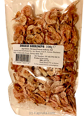 Dried Shrimps pack at Kapruka Online for Grocery