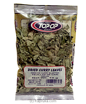 Dried Curry Leaves at Kapruka Online for Grocery