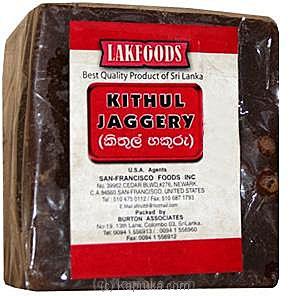 Kithul Jaggery - Kapruka Product Canadagrocery012