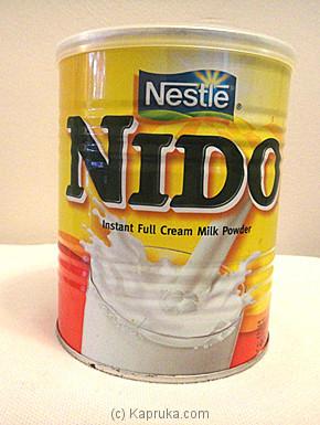 Nido Milk Powder - Sri Lankan Grocery in UK