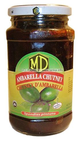 MD Ambarella Chutney- 400g - Kapruka Product usagrocery001