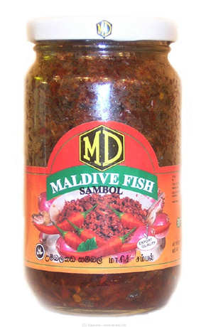 MD Maldive Fish(Tuna) Sambol- 300g - Kapruka Product usagrocery014