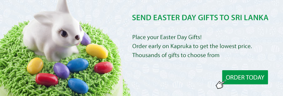 Send gifts to Sri Lanka with Kapruka Online Shopping Services