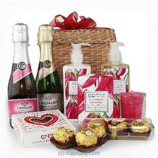 Deluxe Pamper Giftat Kapruka Online for intgift