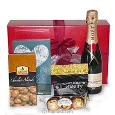 Moet And Munchiesat Kapruka Online for intgift