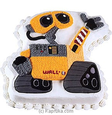 WALL.E Cakeat Kapruka Online for cakes
