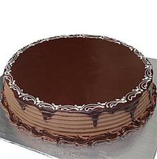 Kapruka Chocolate Round Fudge Cakeat Kapruka Online for cakes