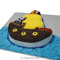 Pirate Ship Cakeat Kapruka Online for cakes