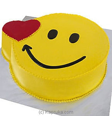 Smiley Cakeat Kapruka Online for cakes