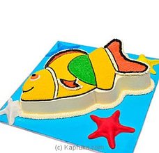 Ferdie The Fish BIRTHDAYCAKE at Kapruka Online