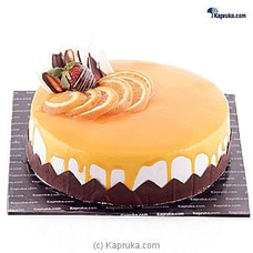 Orange Gateauat Kapruka Online for cakes