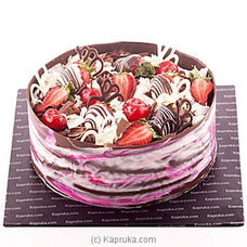 Strawberry Gateau at Kapruka Online