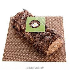 Swiss Chocolate Roulade(GMC) at Kapruka Online