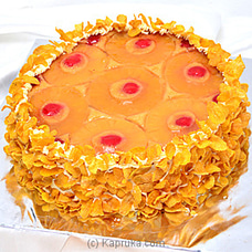 Pineapple up right cakeat Kapruka Online for cakes