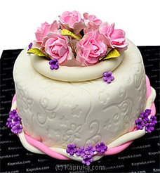 Rosy Relishat Kapruka Online for cakes