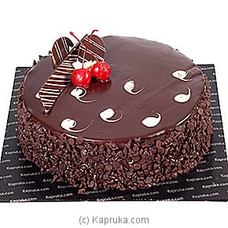 Chocolate Cashew Gateauat Kapruka Online for cakes