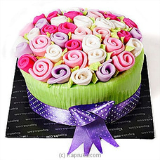 Romance Of The Rainbow Rosesat Kapruka Online for cakes