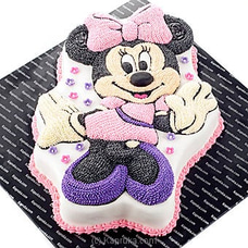 Kapruka Disney  Minnie Mouse Cakeat Kapruka Online for cakes