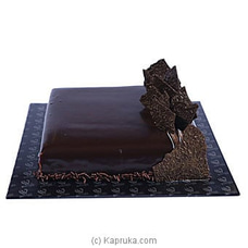 Chocolate Fudge Cake By Waters Edge at Kapruka Online for cakes
