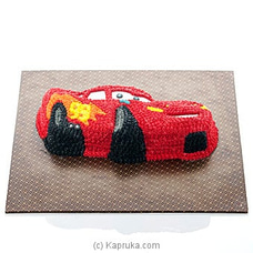 Lightning Mcqueen Cake (GMC) BIRTHDAYCAKE at Kapruka Online