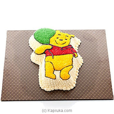 Winnie The Pooh Cake(GMC) By GMC at Kapruka Online for cakes