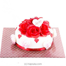 Red Precious Petals(GMC) By GMC at Kapruka Online for cakes