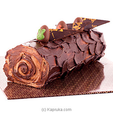 Easter Chococlate Roulade(GMC) By GMC at Kapruka Online for cakes