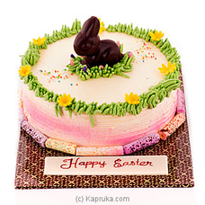 Easter Garden Bunny Cake(GMC) By GMC at Kapruka Online for cakes