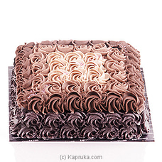 Chocolate Ombre Design at Kapruka Online