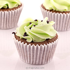 Vanilla Mint Cupcakes -12 Piece Packat Kapruka Online for cakes