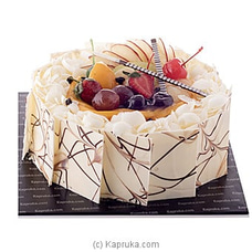 White Forest Gateauxat Kapruka Online for cakes