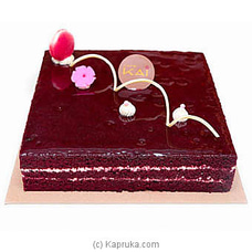Hilton Red Velvet Cake at Kapruka Online