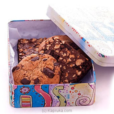 Java Assortment Of Delicious Cookies And Brownies at Kapruka Online