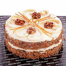 Java Sugar Free Carrot Cheese Cake at Kapruka Online