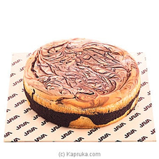 Java Chocolate Brownie Cheese Cakeat Kapruka Online forcakes