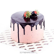 Java Strawberry Chocolate Cake at Kapruka Online