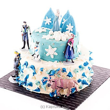 Frozen BIRTHDAYCAKE at Kapruka Online