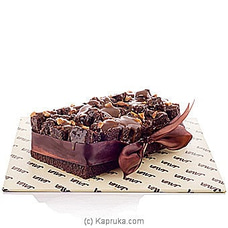 Java Rock Slide Brownie at Kapruka Online