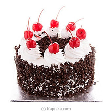 Divine Black Forest Gateau By Divine at Kapruka Online for cakes