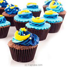 Eid Special Chocolate Cupcakes 12 Piece packat Kapruka Online for cakes