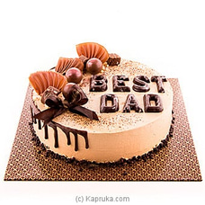 Best Dad(GMC) By GMC at Kapruka Online for cakes