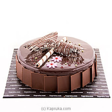 Chocolate Truffle Royale Gatuex Cake at Kapruka Online