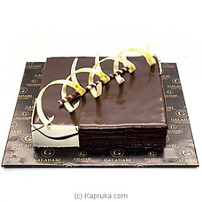 Galadari Chocolate Truffle Cake By Galadari at Kapruka Online for cakes