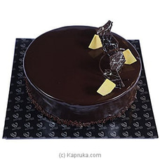 Waters Edge Chocolate Cake at Kapruka Online