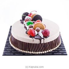 Fruit And Sweet Gateau at Kapruka Online