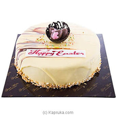 Easter Chocolate Fudge Gateaux(GMC) By GMC at Kapruka Online for cakes