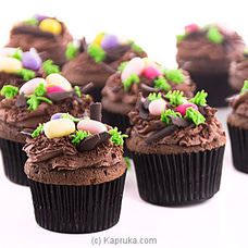 Easter Eggs Cupcakes -12 Pieceat Kapruka Online for cakes