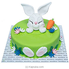 Movenpick Easter Bunny Cake By Movenpick at Kapruka Online for cakes